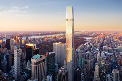 The Top 10 Tallest Skyscrapers of 2015