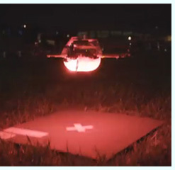 Mysterious Lights Seen Over Louisiana Leaves Authorities & Residences Baffled CC_DroneLightShow3