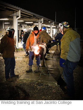 shortage of pipe welders cmef says no problem we will fix that