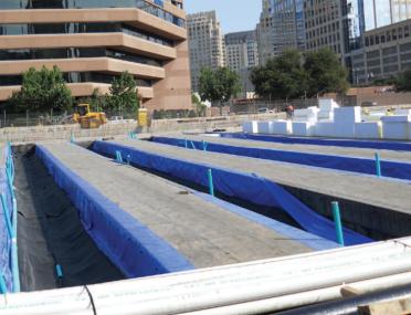 Klyde Warren Park Five Acres Of Waterproofing Video