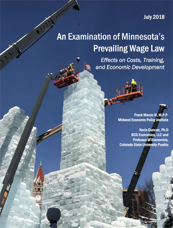 MN prevailing wage